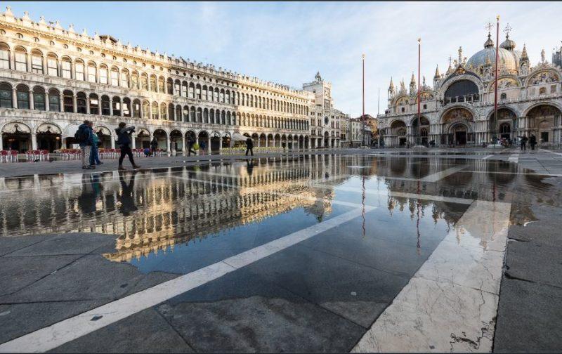 Praça de São Marco, Veneza, Itália