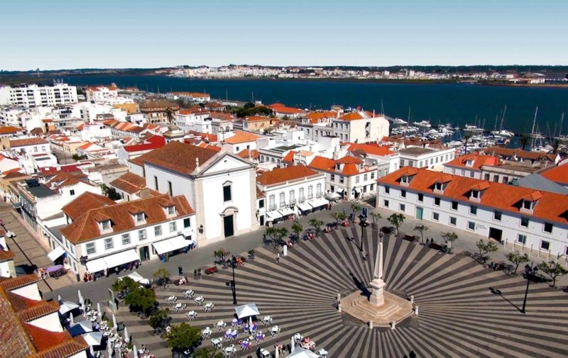 Centro Histórico de Vila Real de Santo António - ©Publituris Hotelaria
