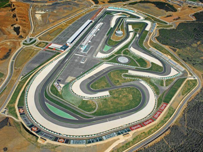 História e modernidade da Mexilhoeira Grande - Autódromo Internacional do Algarve - ©Skedel