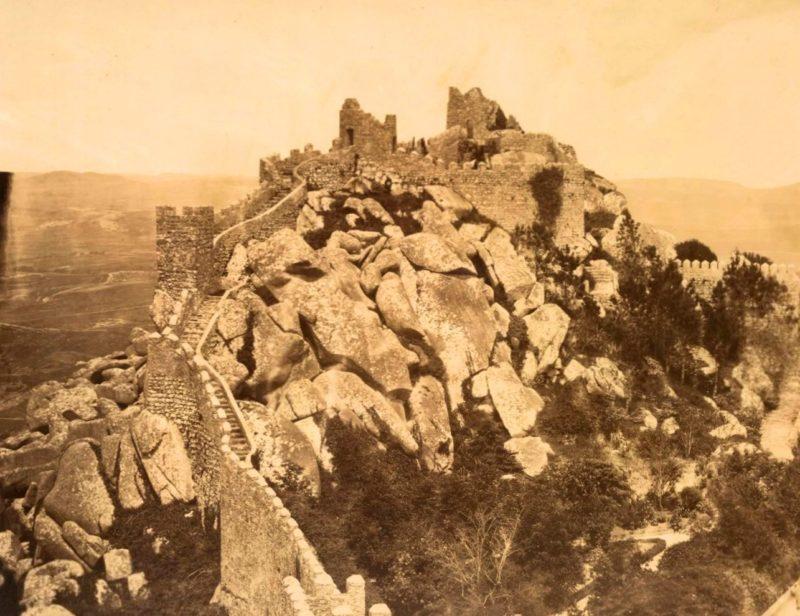 A História do Castelo dos Mouros em Sintra