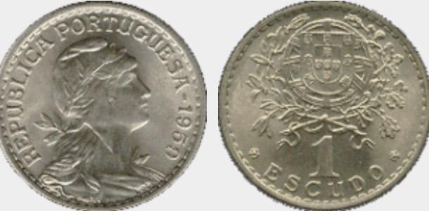 As 20 moedas mais valiosas da República Portuguesa