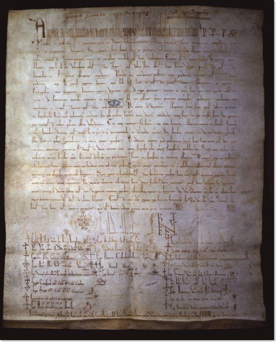 Manifestis Probatum - Portugal faz hoje 839 anos