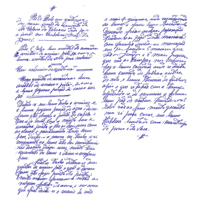 3 receitas conventuais originais