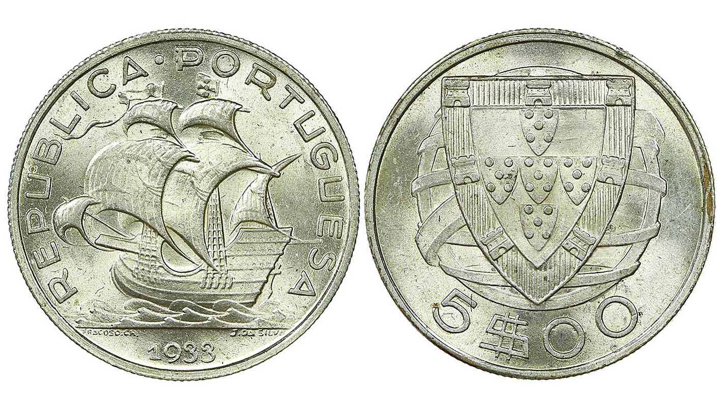 moedas mais valiosas e raras