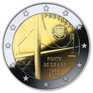 10 moedas de 2€ valiosas e uma pode estar na sua carteira