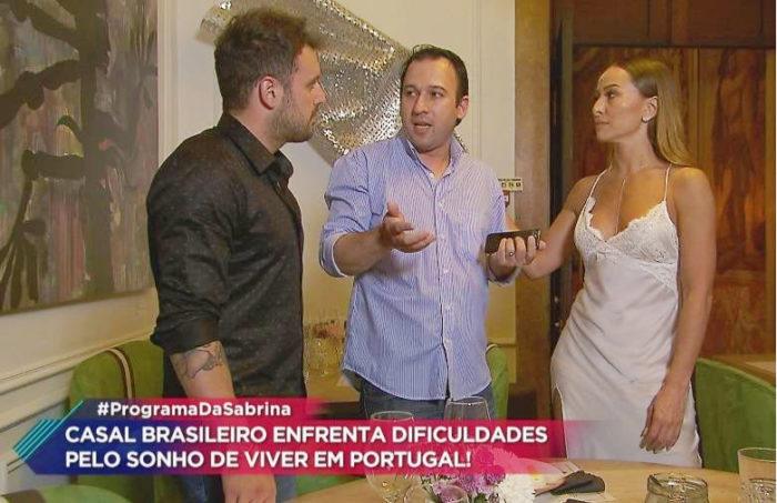 Com 100€ no bolso, casal brasileiro emigra para Portugal