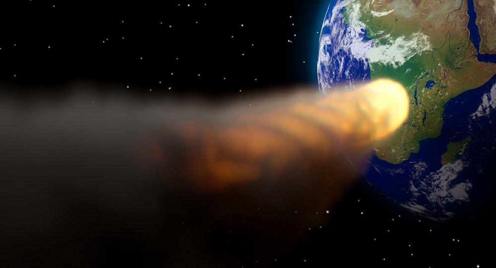 50 vezes maior do que o meteoro que supostamente extinguiu os dinossauros