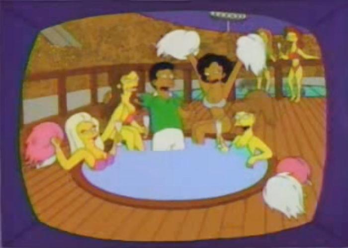Portugal e México na final do Mundial, previram os Simpsons