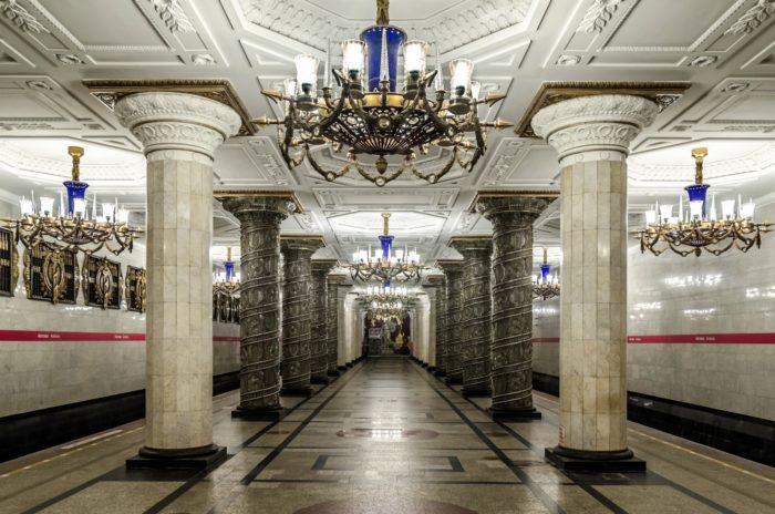 Estações de Metro