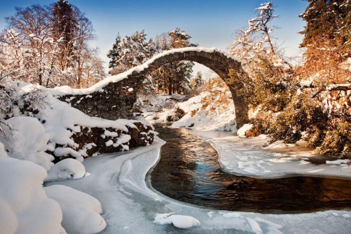 Carrbridge, Escócia