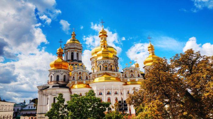 Monastério de Kiev-Petchersk - 30 Lugares Famosos do Mundo
