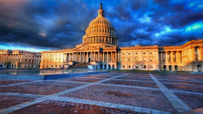 Capitólio dos Estados Unidos - 30 Lugares Famosos do Mundo
