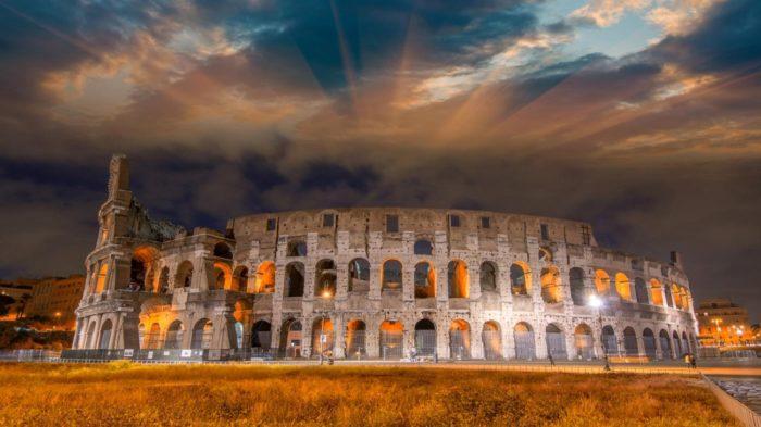 Coliseu - 30 Lugares Famosos do Mundo