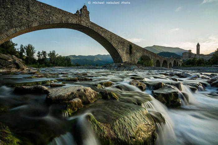 Ponte Gobbo, Itália