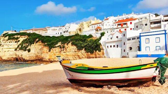 praias paradisíacas do Algarve