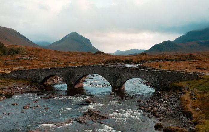 Sligachan, Ilha de Skye, Escócia