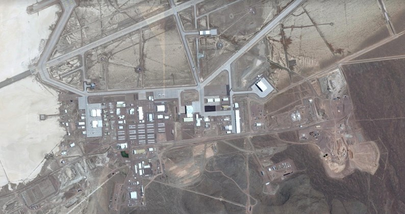 Área 51: a base ultrassecreta dos EUA