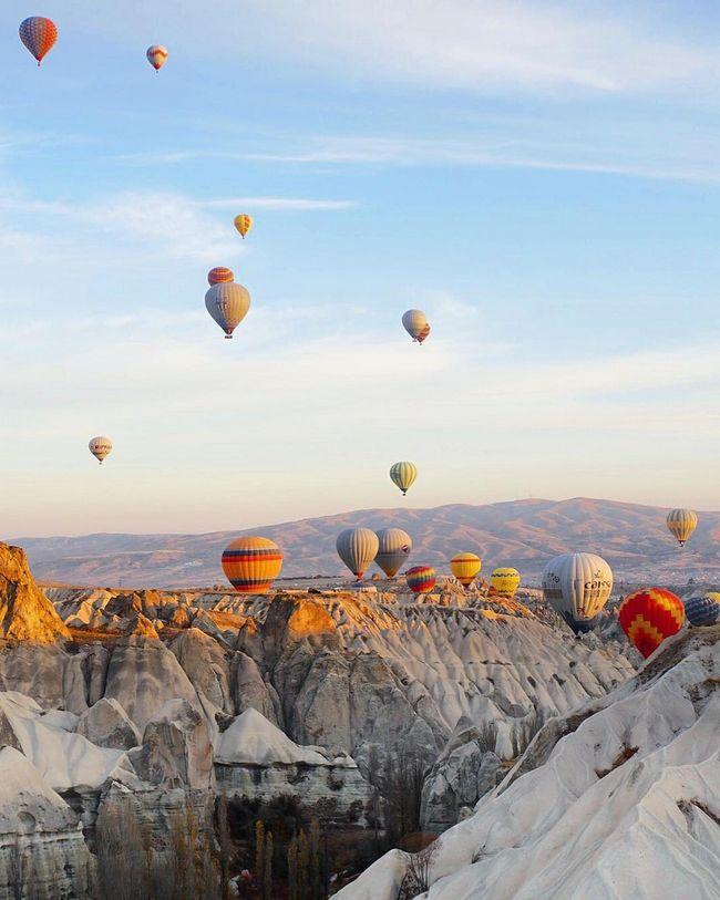 Viagem a 25 locais fantásticos para visitar uma vez na vida