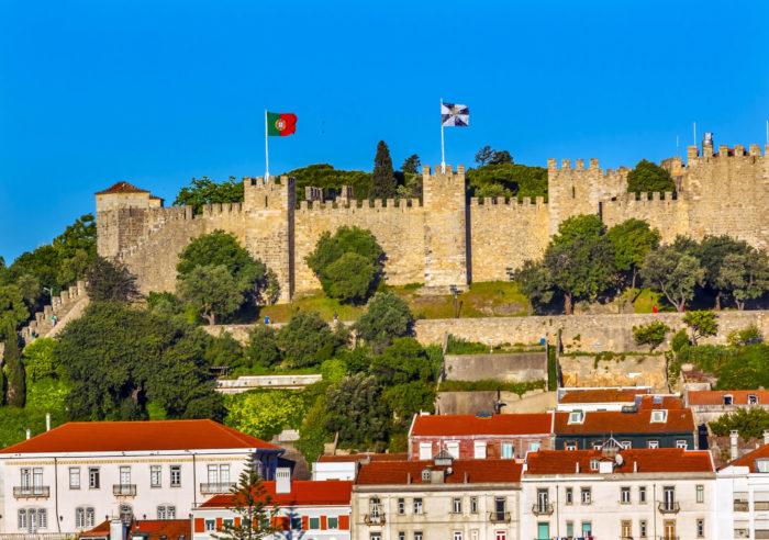 Castelo de São Jorge - ©Lonely Planet