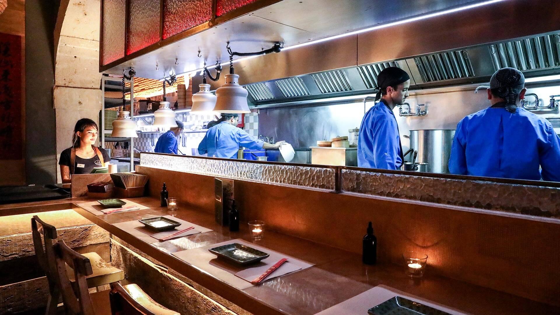 Chegou um Novo Restaurante Asiático ao Porto. O seu nome é Boa-Bao