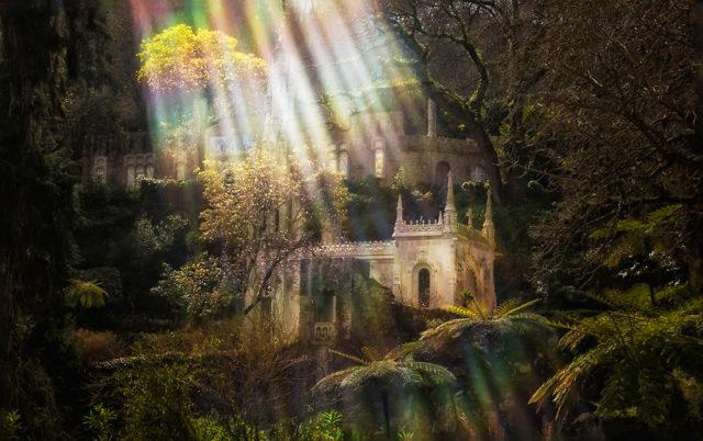 A Quinta da Regaleira como nunca viu: 29 fotos mágicas