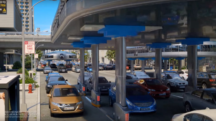 Fantástica viagem ao futuro dos Transportes Públicos