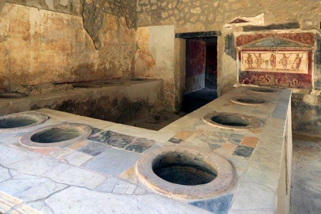 coisas incríveis que temos hoje graças aos romanos