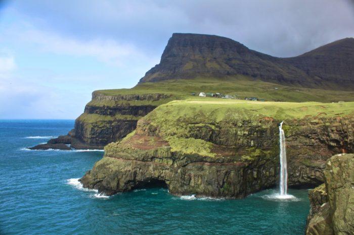 Gasadalur, Ilhas Faroé