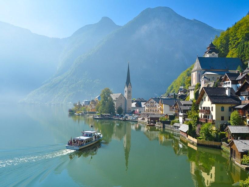 10 cidades pequenas mais românticas da Europa