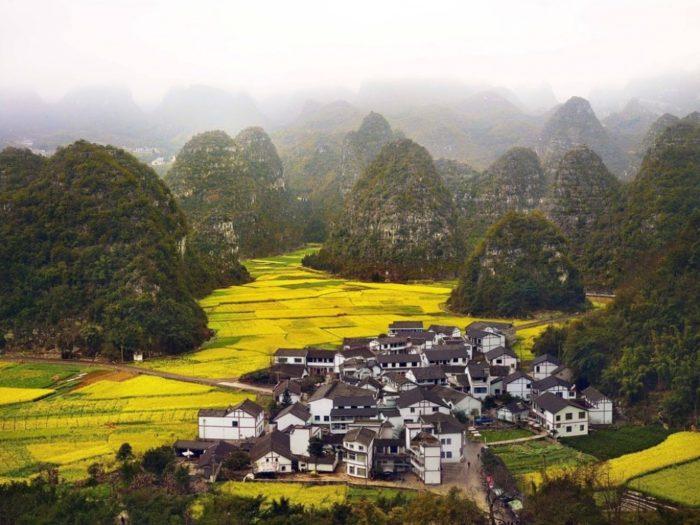 aldeias de contos de fadas