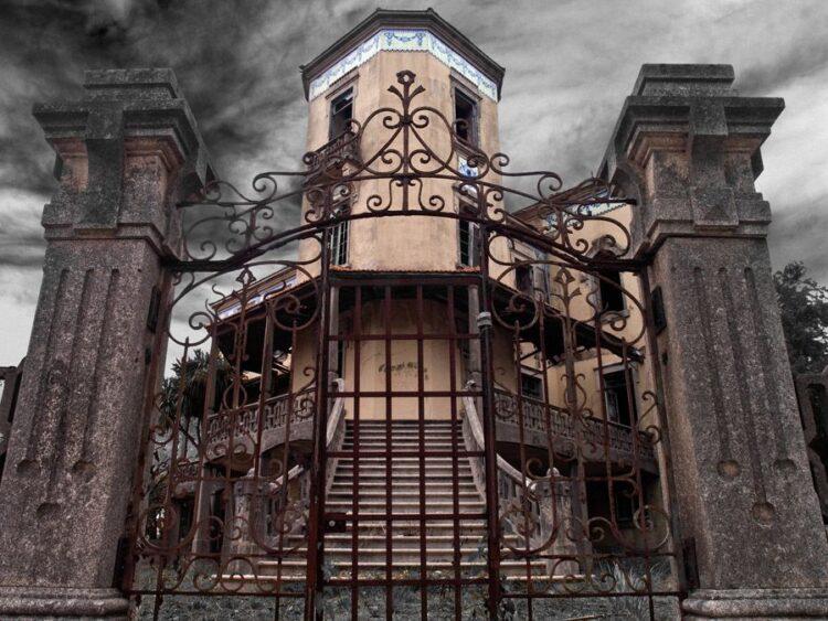 lugares abandonados em Portugal