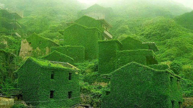 São portugueses dois dos 25 lugares abandonados com histórias cativantes