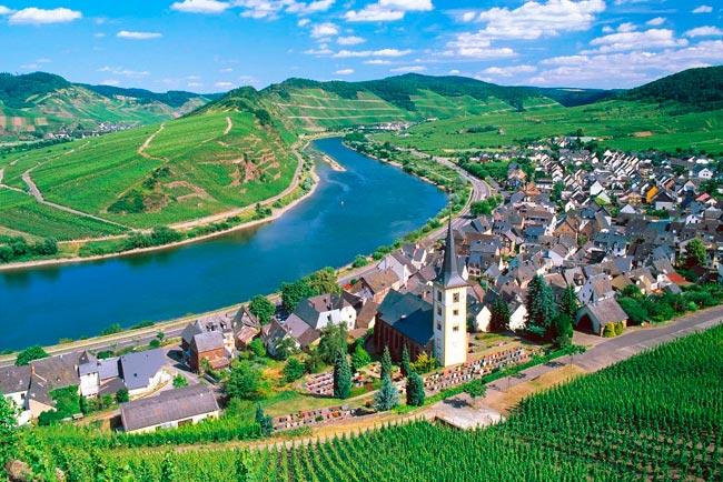 uma das aldeias mais belas do Mundo