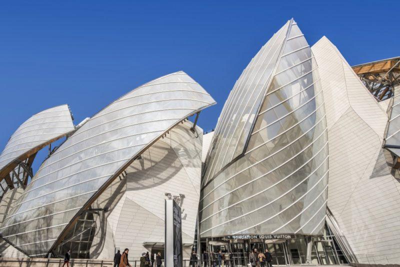 Fundación Louis Vuitton, París