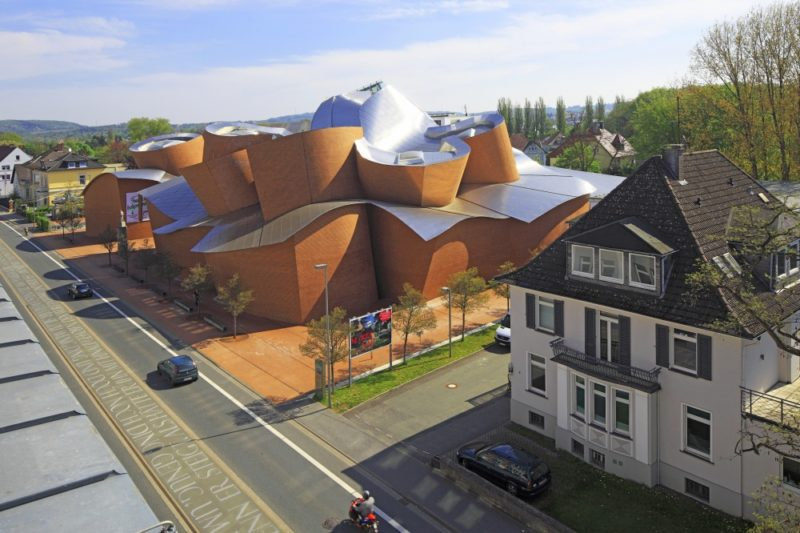Museo Marta Herford, Herford, Alemania