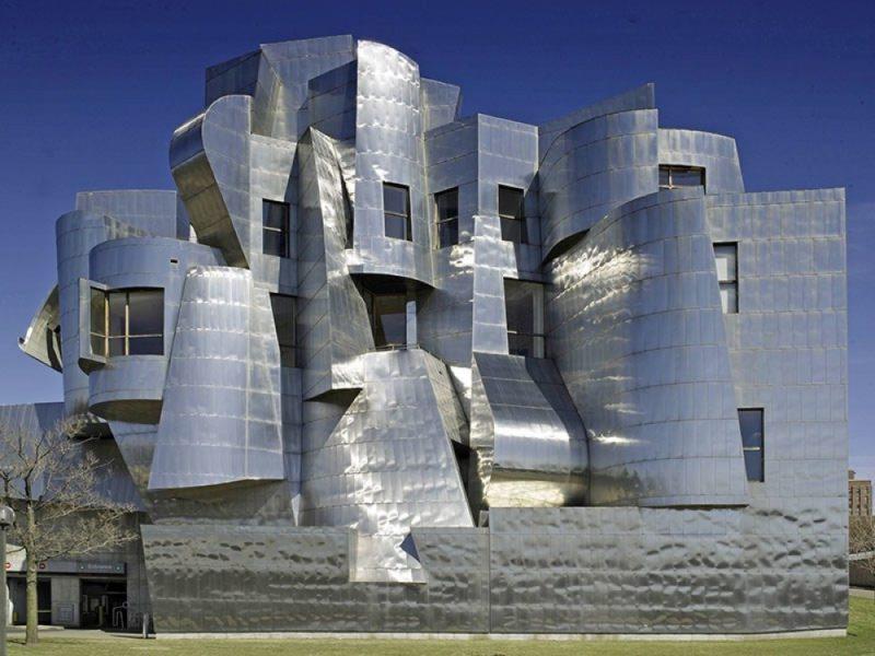 Museo de artes de Weisman, Minneapolis