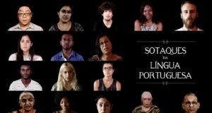 Os vários sotaques da Língua Portuguesa