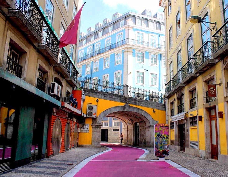 50 das ruas mais bonitas de Lisboa | ncultura