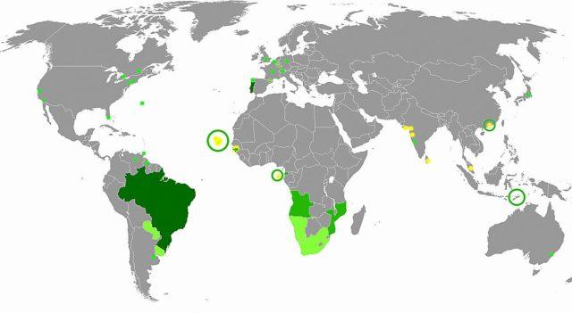 Os 32 idiomas de origem portuguesa espalhados pelo mundo