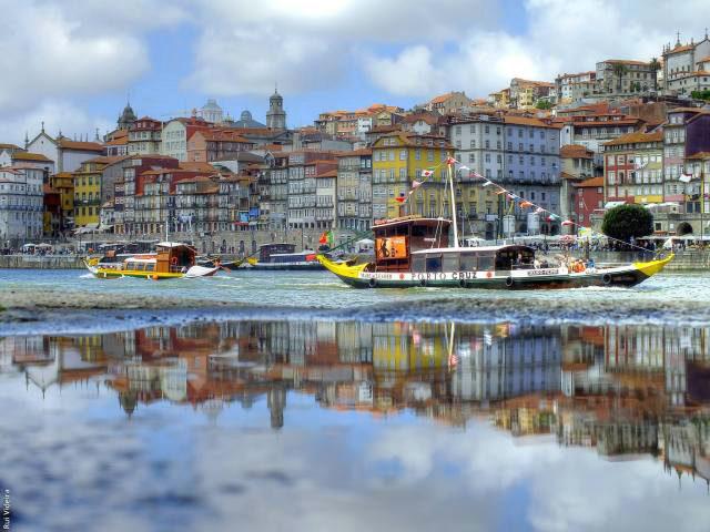"""Em inglês, diz-se """"Porto"""" ou """"Oporto""""?"""
