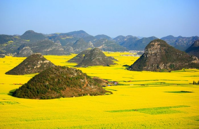 Condado de Luoping, China