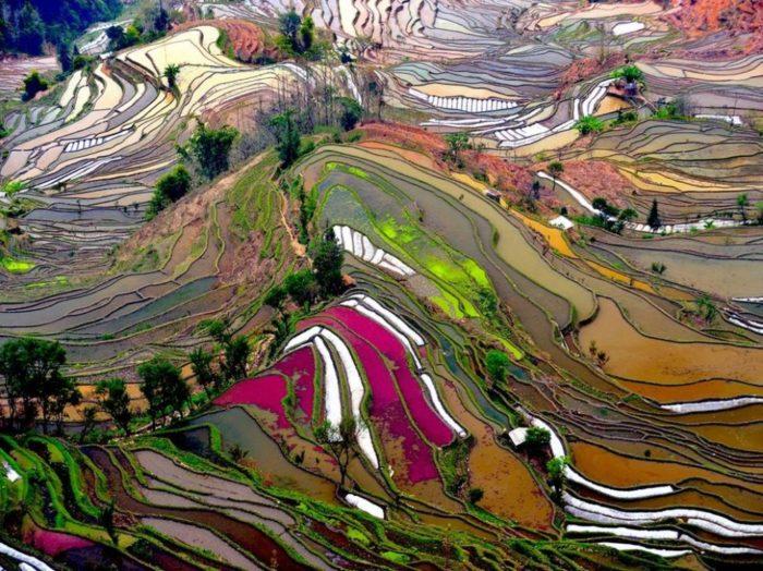 Condado de Yuanyang, China