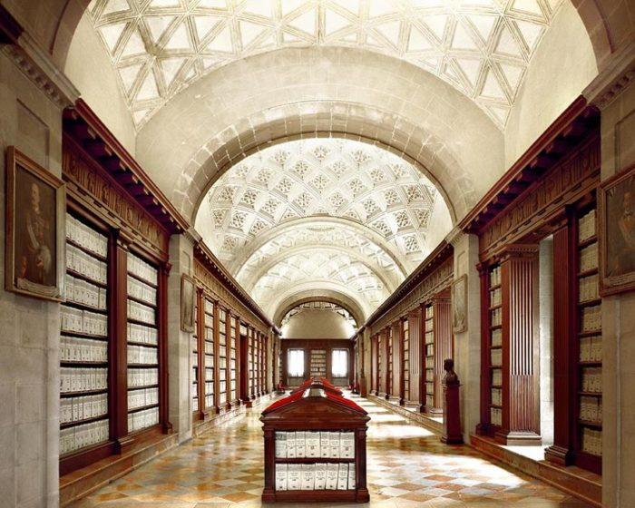 Arquivo Geral das Índias, Sevilha, Espanha