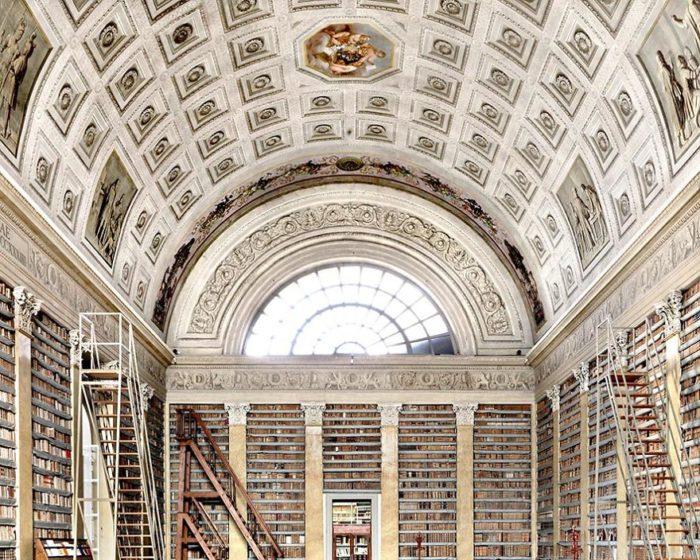 Biblioteca Palatina, Parma, Itália