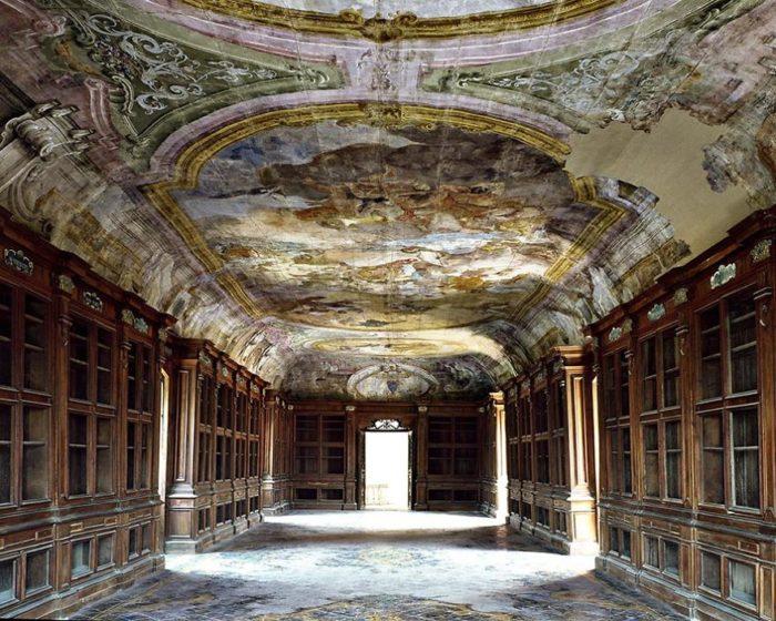 Certosa di Padula, Itália
