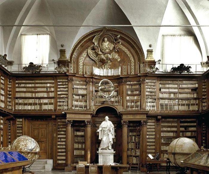 Biblioteca Casanata, Roma, Itália