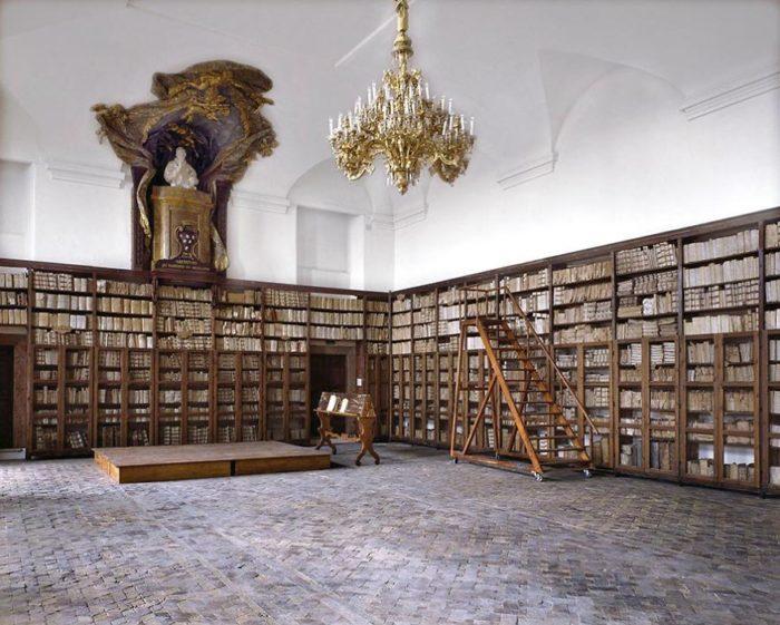 Biblioteca Palazzo Altieri, Roma, Itália