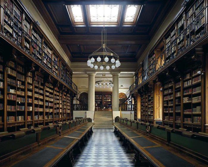 Biblioteca Crociera, Roma, Itália