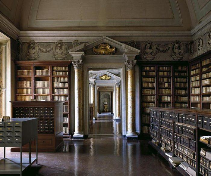 Biblioteca Corsiniana, Roma, Itália