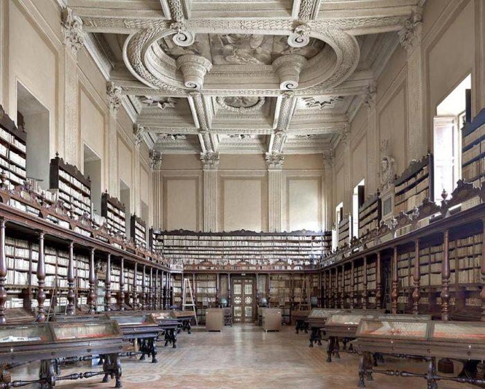 Biblioteca Vallicelliana, Roma, Itália